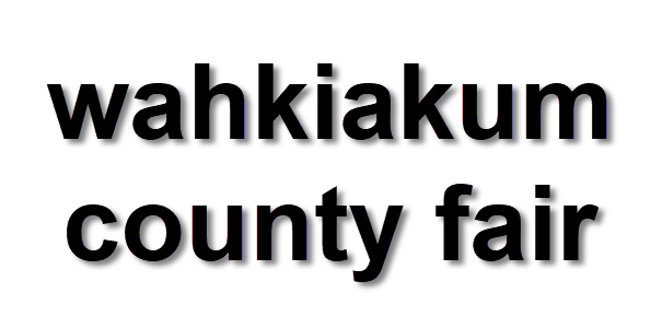 Wahkiakum County Fair